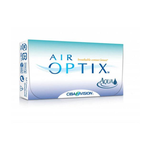Alcon Air Optix Aqua (6 Months)