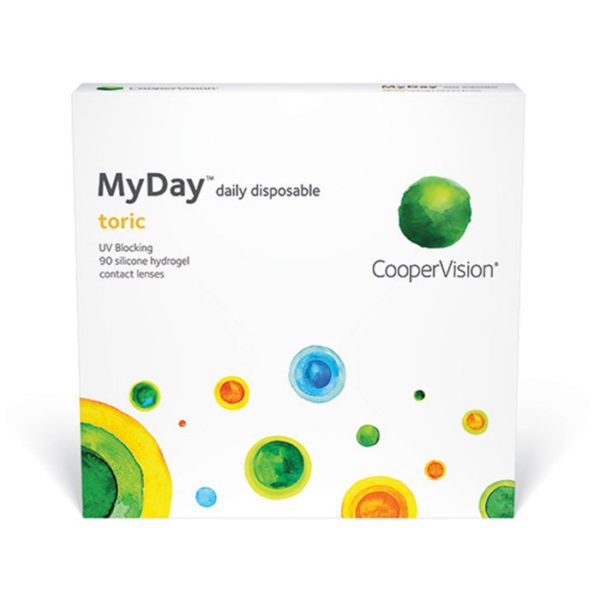 CooperVision Myday 1 Day Toric (3 Months)