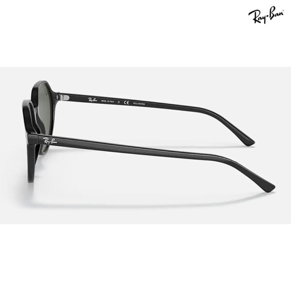 Ray-Ban Thalia Low Bridge Fit (Polarized Classic G-15 + Black)