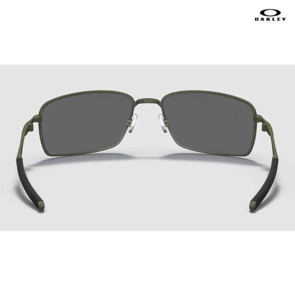 Oakley Square Wire™ - Grey Polarized Lenses, Carbon Frame