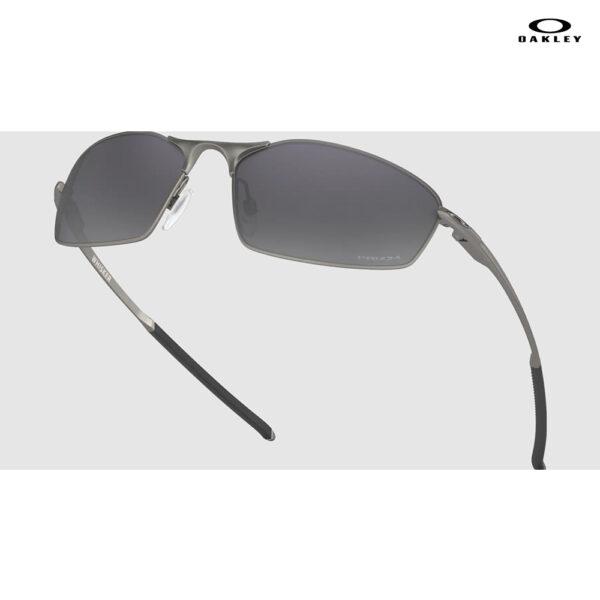 Oakley Whisker - Prizm Black Lenses, Carbon Frame