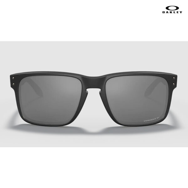 Oakley Holbrook™ (Low Bridge Fit) Prizm Black Polarized Lenses, Matte Black Frame
