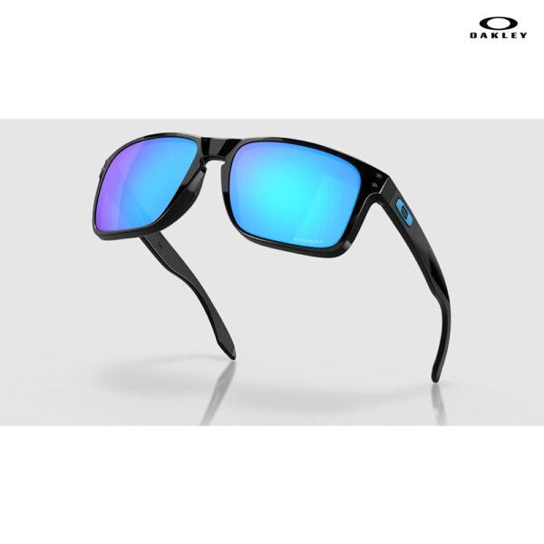 Oakley Holbrook™ XL - Prizm Sapphire Lenses, Polished Black Frame