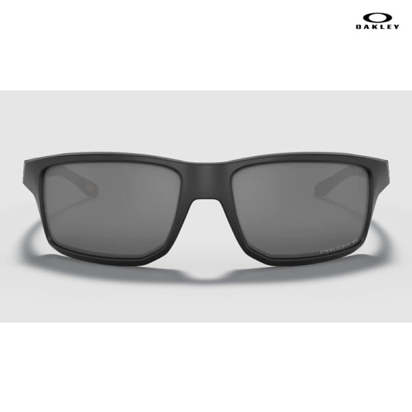 Oakley Gibston - Prizm Black Polarized Lenses, Matte Black Frame